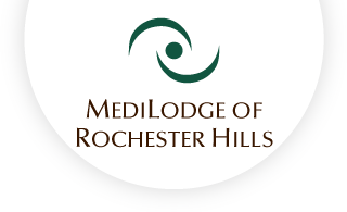 Medilodge of rochester hills web logo